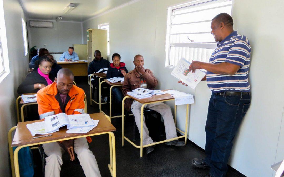 SOUTH AFRICA: MOGALAKWENA DUST-A-SIDE SKILLS DEVELOPMENT ACADEMY