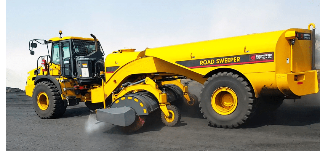 SOUTH AFRICA: THE NEW ADT SWEEPER DUST-A-SIDE'S LATEST TECHNOLOGY INNOVATION